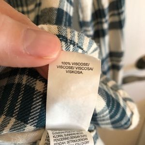 Lucky Brand Tops - Lucky Brand plaid button down
